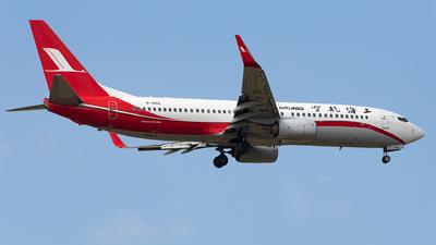 B-1900 - Boeing 737-86D - Shanghai Airlines