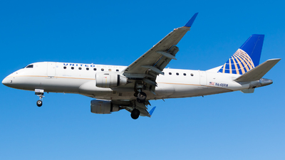 N648RW - Embraer 170-100SE - United Express (Republic Airlines)