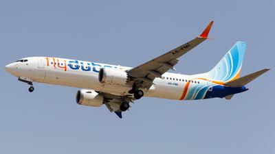 A picture of A6FMI - Boeing 737 MAX 8 - FlyDubai - © Faraz Ali