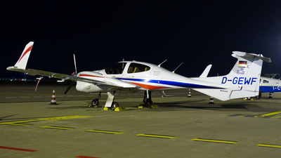 D-GEWF - Diamond DA-42 Twin Star - Private