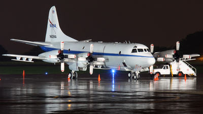 N426NA - Lockheed P-3B Orion - United States - National Aeronautics and Space Administration (NASA)