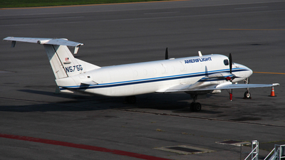 N575G - Beech 1900C - Ameriflight