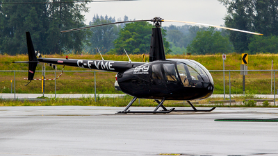 C-FVME - Robinson R44 Clipper II - Sky Helicopters
