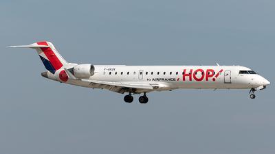 F-GRZK - Bombardier CRJ-701 - HOP! for Air France