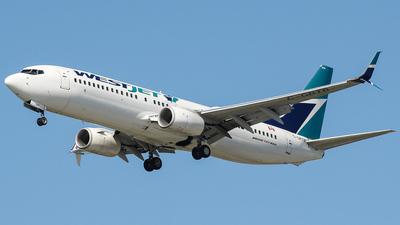 C-GRTB - Boeing 737-8CT - WestJet Airlines