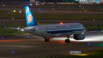B-1829 - Airbus A320-232 - China Southern Airlines