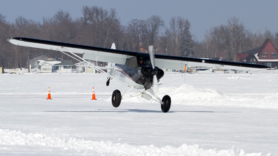 N72WK - Cub Crafters CC-11-160 Carbon Cub SS - Private