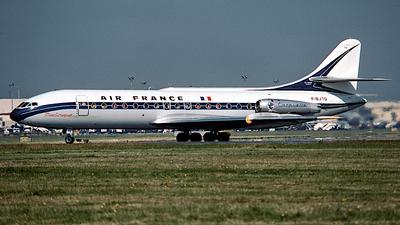 F-BJTQ - Sud Aviation SE 210 Caravelle III - Air France