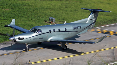N416TW - Pilatus PC-12/45 - Tradewind Aviation