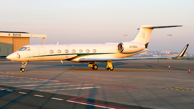 N730EA - Gulfstream G550 - Private