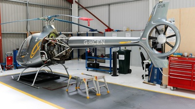 G-HCEN - Guimbal Cabri G2 - Helicenter