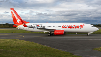 A picture of TCCOH - Boeing 7378EH - Corendon Airlines - © Tim-Patrick Müller