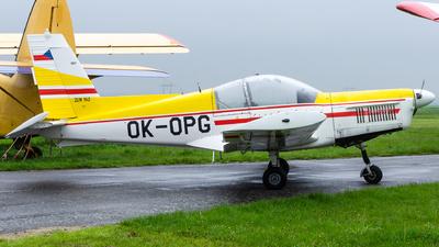 OK-OPG - Zlin 142 - Private