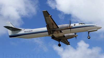 A picture of N243DH - Fairchild Swearingen Metroliner - Ameriflight - © Sean Leppert
