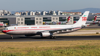 CS-TOV - Airbus A330-343 - TAP Air Portugal