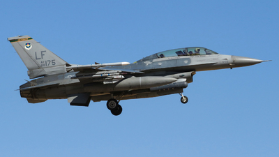 88-0175 - General Dynamics F-16D Fighting Falcon - United States - US Air Force (USAF)