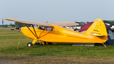 N8408K - Stinson 108-1 Voyager - Private