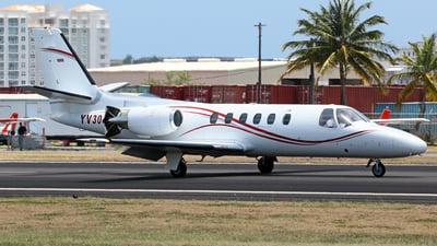 YV3044 - Cessna 550 Citation II - Private