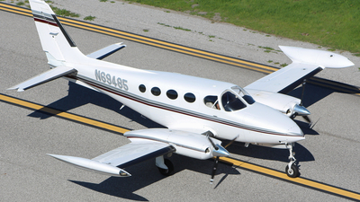 N69485 - Cessna 340 - Private