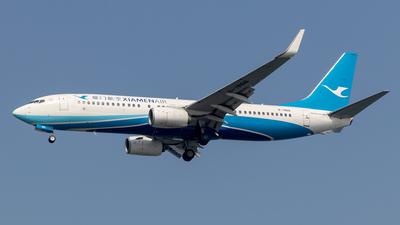 B-1966 - Boeing 737-85C - Xiamen Airlines