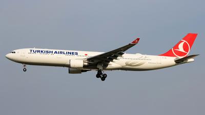 TC-JOK - Airbus A330-303 - Turkish Airlines