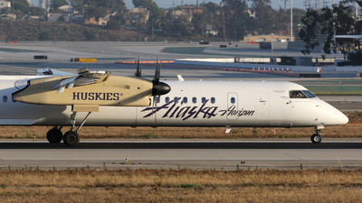 N435QX - Bombardier Dash 8-Q402 - Alaska Airlines (Horizon Air)