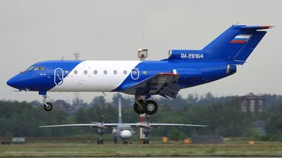 RA-88164 - Yakovlev Yak-40 - Tomsk Avia