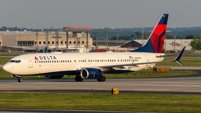 N890DN - Boeing 737-932ER - Delta Air Lines