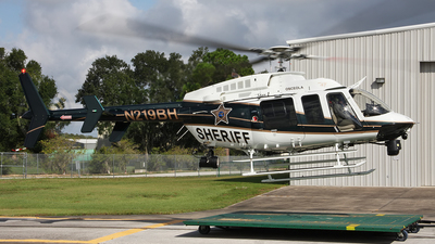 N219BH - Bell 407 - United States - Osceola County Sheriff, Florida