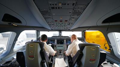 N503DN - Airbus A350-941 - Delta Air Lines
