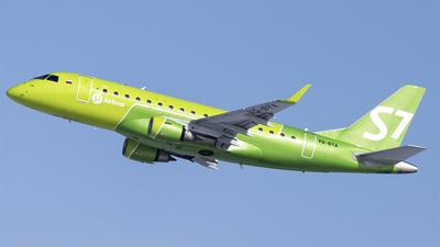 A picture of VQBYA - Embraer E170STD - S7 Airlines - © Faustasyan