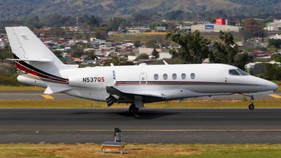 N537QS - Cessna Citation Latitude - NetJets Aviation