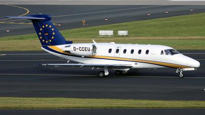 D-CCEU - Cessna 650 Citation III - Air Traffic