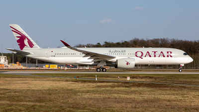 A7-AMI - Airbus A350-941 - Qatar Airways
