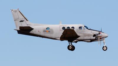 E.22-01 - Beechcraft B90 King Air - Spain - Air Force