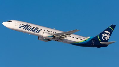 A picture of N305AS - Boeing 737990 - Alaska Airlines - © Kevin Cargo