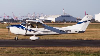 VH-SFH - Cessna 182K Skylane - Private