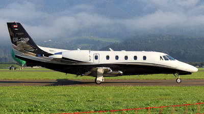 OE-GNP - Cessna 560XL Citation Excel - ABC Bedarfsflug