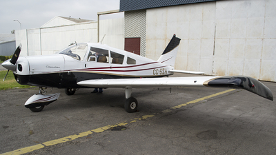 CC-SZA - Piper PA-28-160 Cherokee - Private