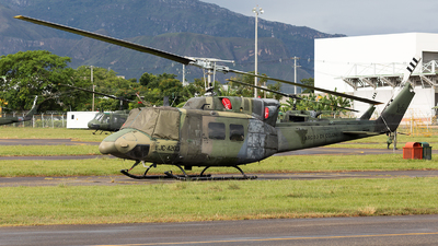 EJC4203 - Bell UH-1N Iroquois - Colombia - Army