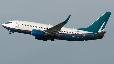 A picture of YIAQK - Boeing 7377BD - Iraqi Airways - © Radek Oneksiak