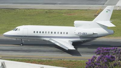 PT-OEX - Dassault Falcon 900 - Private