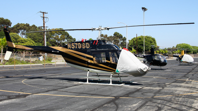 N579SD - Bell 206B-3 JetRanger III - Star Helicopters