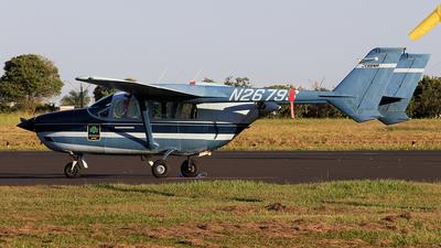A picture of N2679S - Cessna 337D Super Skymaster - [3370979] - © Alex Pelicer