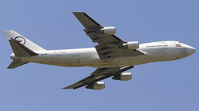 A picture of EPFAB - Boeing 747281F(SCD) -  - © KnightHammer Aviation