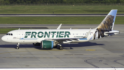 N313FR - Airbus A320-251N - Frontier Airlines
