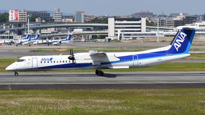 JA462A - Bombardier Dash 8-Q402 - ANA Wings