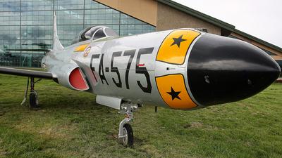 51-13575 - Lockheed F-94C Starfire - United States - US Air Force (USAF)