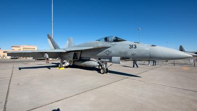 169116 - Boeing F/A-18E Super Hornet - United States - US Navy (USN)