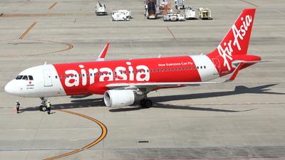 JA02DJ - Airbus A320-216 - AirAsia Japan